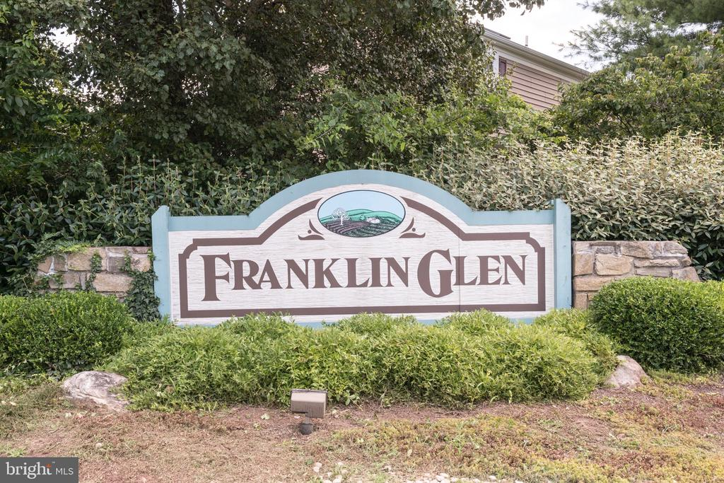 Popular Franklin Glen - 3619 ELDERBERRY PL, FAIRFAX