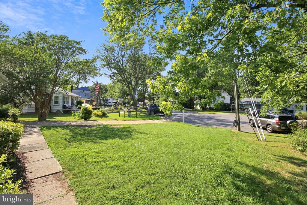 View from front - 3603 KEOTA ST, ALEXANDRIA