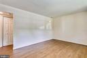 Living room - 3603 KEOTA ST, ALEXANDRIA