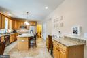 Additional counter and desk space - 9101 SNOWY EGRET CT, SPOTSYLVANIA