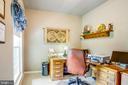 Main level home office - 9101 SNOWY EGRET CT, SPOTSYLVANIA