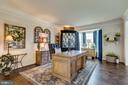 Home Office/Living Room - 2900 CAMPTOWN CT, HAYMARKET