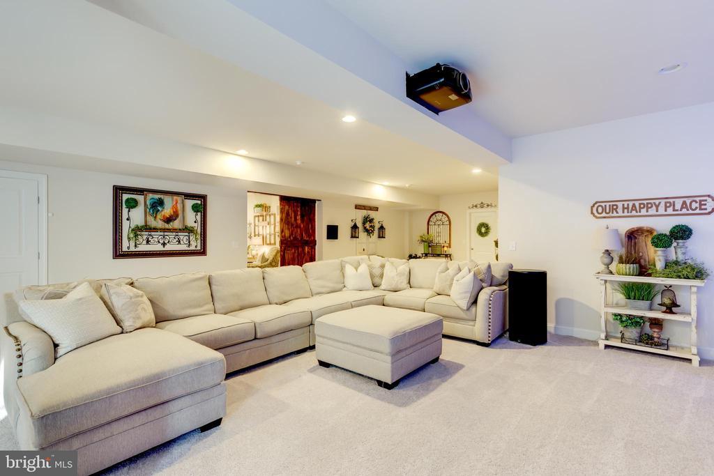Recreation Room - 2900 CAMPTOWN CT, HAYMARKET