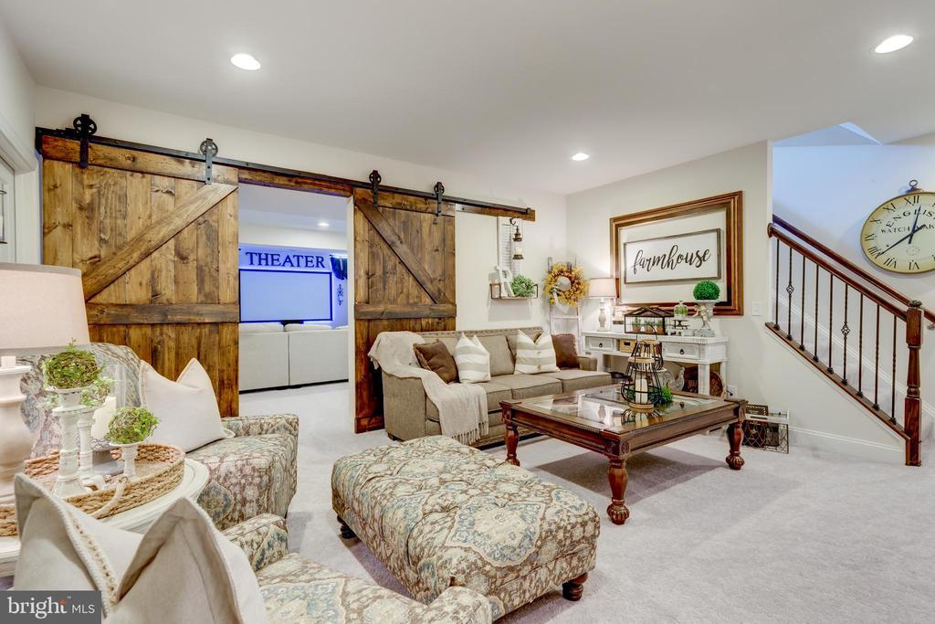 Lower Level Lounge - 2900 CAMPTOWN CT, HAYMARKET