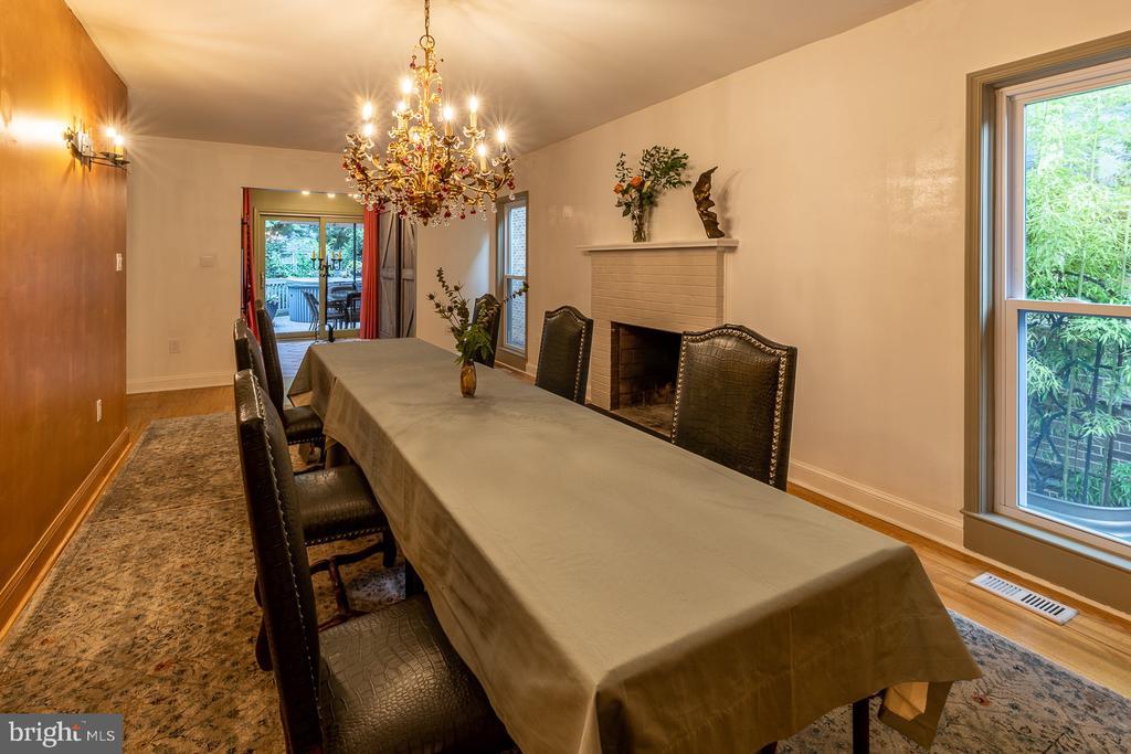 Dinning Room - 4025 N ABERDEEN ST, ARLINGTON