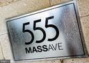 Welcome home - 555 MASSACHUSETTS AVE NW #202, WASHINGTON