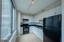 Very bright kitchen - 555 MASSACHUSETTS AVE NW #202, WASHINGTON