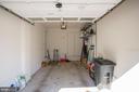 Single Car Integral Garage - 12197 CHANCERY STATION CIR, RESTON