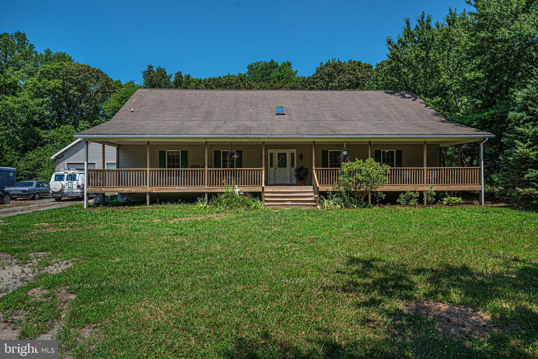 Single Family Homes のために 売買 アット Bishopville, メリーランド 21813 アメリカ