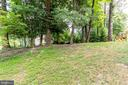 Privacy in Back Yard. New Picket Fence Due Aug. - 4915 KING SOLOMON DR, ANNANDALE