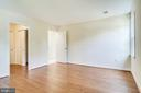 Owner Bedroom with  Ensuite Bath - 4915 KING SOLOMON DR, ANNANDALE