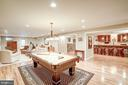 Incredible space for entertaining - 9318 LUDGATE DR, ALEXANDRIA