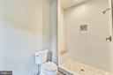 Full bath off in-law suite - 9524 LEEMAY ST, VIENNA