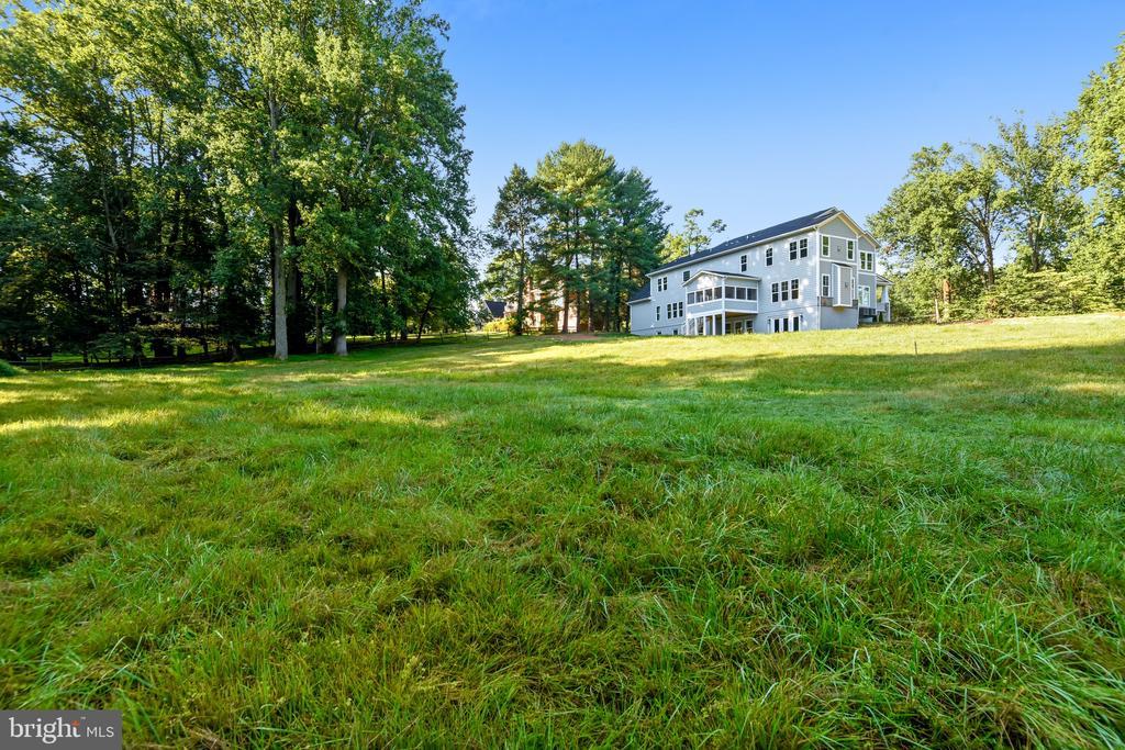 Huge 2 acre yard - 9524 LEEMAY ST, VIENNA