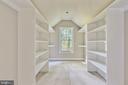 Walk-in closet in secondary  suite - 9524 LEEMAY ST, VIENNA