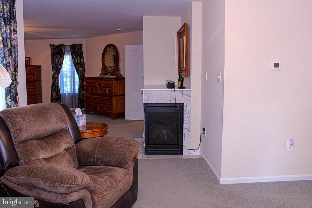 double sided fireplace to enjoy - 3220 LACROSSE CT, DUNKIRK