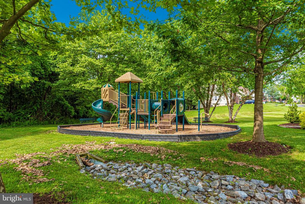 Community playground. - 5835 RIVER OAKS CT, FREDERICK