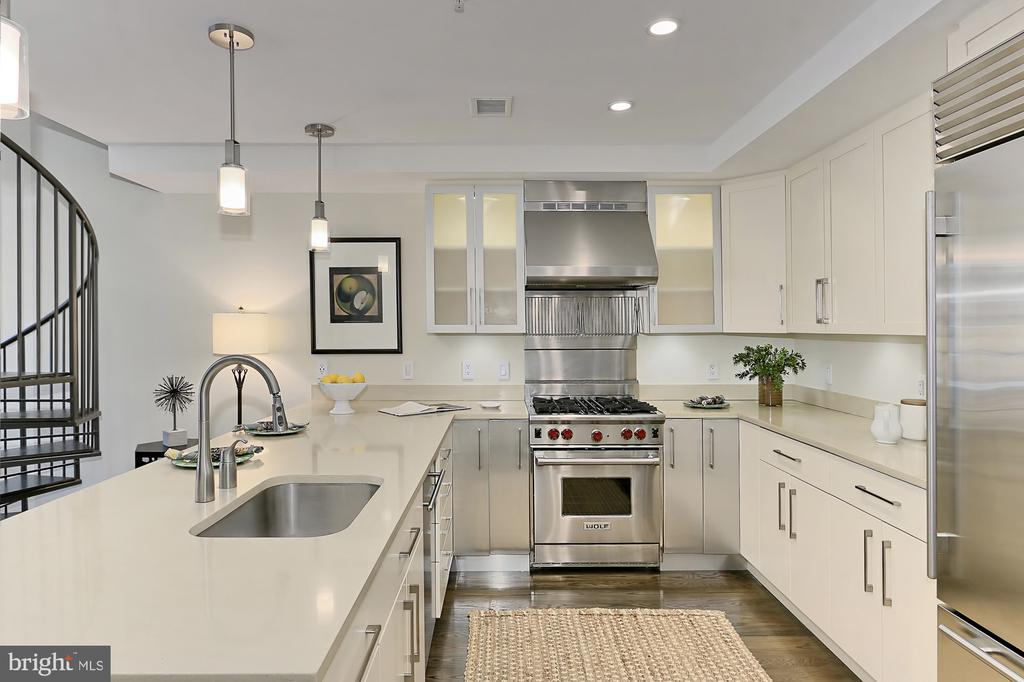Gourmet Kitchen - 1610 N QUEEN ST #222, ARLINGTON