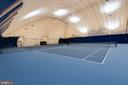 Tennis courts, membership available - 15138 HOLLEYSIDE DR, DUMFRIES