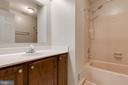 2nd  Full Bath - 15138 HOLLEYSIDE DR, DUMFRIES