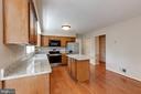 Kitchen - 15138 HOLLEYSIDE DR, DUMFRIES