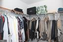 Walk-in Closet - 13919 VERNON ST, CHANTILLY