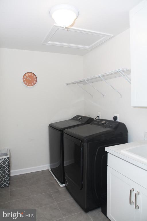 Utility Room - 13919 VERNON ST, CHANTILLY