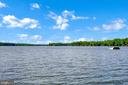 Lovely shot of the Main Lake - 109 INDIAN HILLS RD, LOCUST GROVE