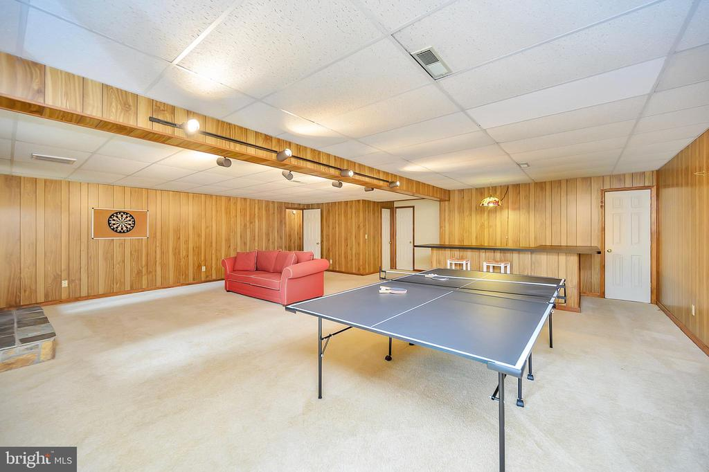 Ping Pong, anyone? - 109 INDIAN HILLS RD, LOCUST GROVE