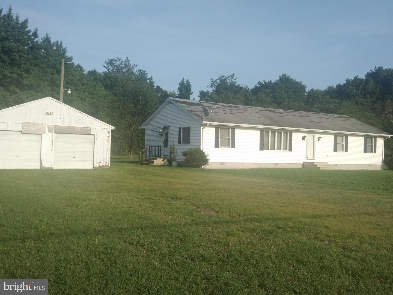 Single Family Homes för Försäljning vid Bivalve, Maryland 21814 Förenta staterna