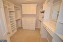 Pull out drawers, room for linens too. - 358 SUGARLAND MEADOW DR, HERNDON