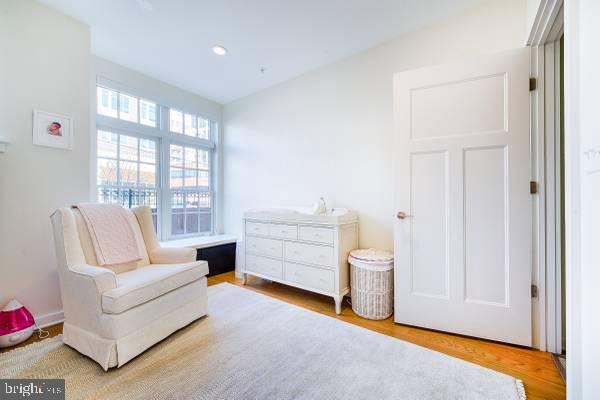 2nd bedroom - 1700-D CLARENDON BLVD #141, ARLINGTON