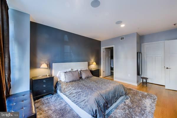 Master Bedroom - 1700-D CLARENDON BLVD #141, ARLINGTON