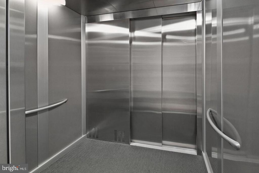 Semi private Elevator - 1700-D CLARENDON BLVD #141, ARLINGTON