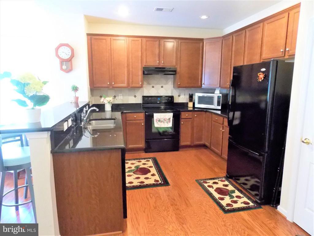 Kitchen - 44315 STABLEFORD SQ, ASHBURN