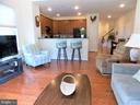 Living Room - 44315 STABLEFORD SQ, ASHBURN