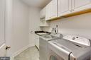 Laundry Room - 9600 THISTLE RIDGE LN, VIENNA