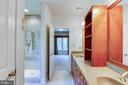 Full Bathroom upper floor - 9600 THISTLE RIDGE LN, VIENNA