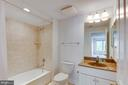 Full Bathroom - 9600 THISTLE RIDGE LN, VIENNA