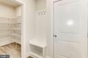 Mud Room - 7890 MEADOWLARK GLEN RD, DUMFRIES