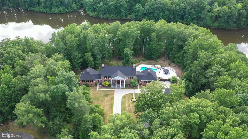Surrounded by water on 3 sides! - 8205 ASHY PETRAL CT, SPOTSYLVANIA