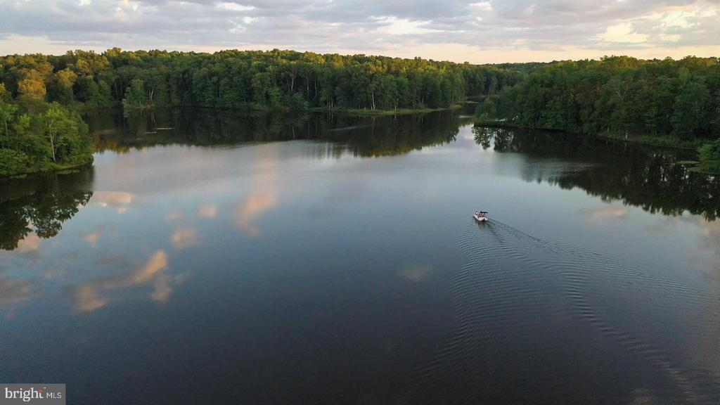 The Ni River Reservoir - peace & tranquility! - 8205 ASHY PETRAL CT, SPOTSYLVANIA