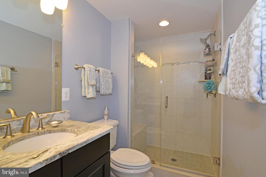 Owner's bath - 6157 CAREY PARK LN, FALLS CHURCH