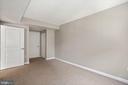 Stunning Master Bedroom w/ Fresh Paint - 880 N POLLARD ST #701, ARLINGTON
