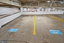 Two Full Size Reserved Garage Parking Spaces - 880 N POLLARD ST #701, ARLINGTON