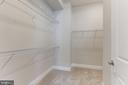 Walk-in Closet - 123 WHITE ELM, ALDIE