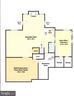 Lower Level Floor Plan - 9600 THISTLE RIDGE LN, VIENNA