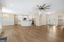 Perfect for entertaining - 133 HARRISON CIR, LOCUST GROVE