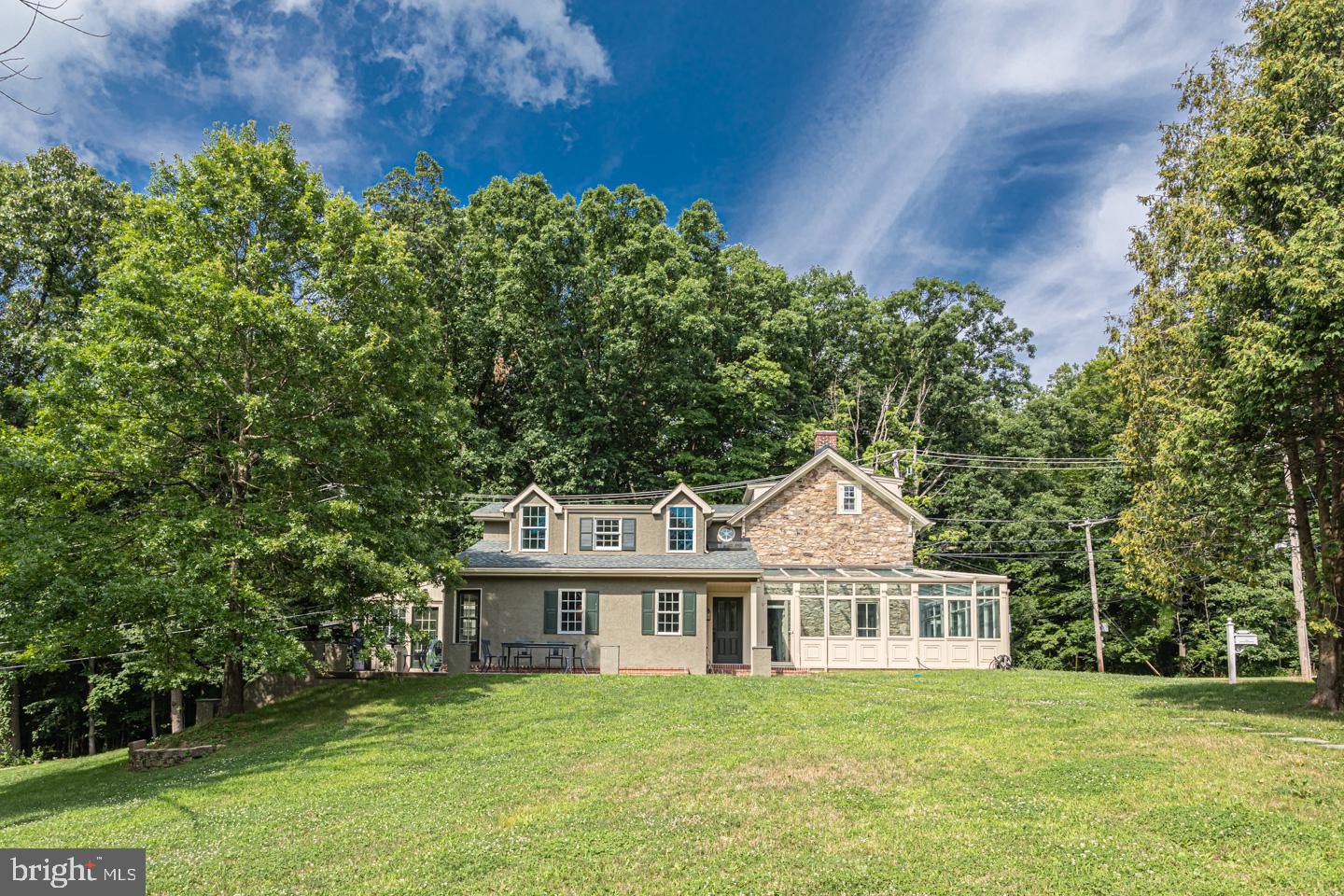 Single Family Homes for Sale at Carversville, Pennsylvania 18913 United States