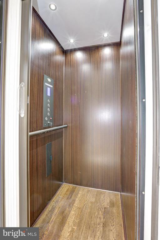 Elevator - 5205 LAWN WAY, CHEVY CHASE
